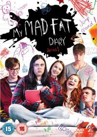Дневник толстозадой (2014) My Mad Fat Diary 2 сезон онлайн