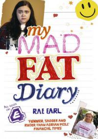 Дневник толстозадой (2013) My Mad Fat Diary 1 сезон онлайн